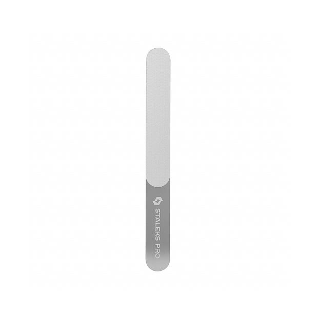 Пилочка для ногтей прямая лазерная STALEKS PRO EXPERT 11 FE-11-165