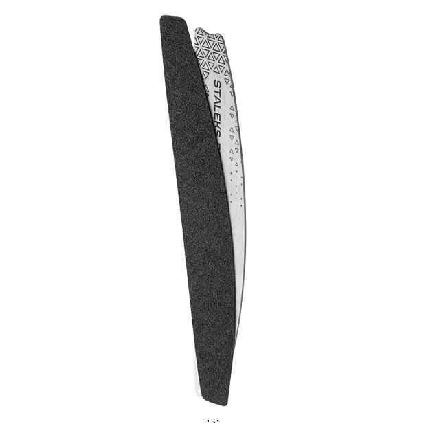 Пилка-основа металлическая полумесяц STALEKS PRO EXPERT 40 MBE-40